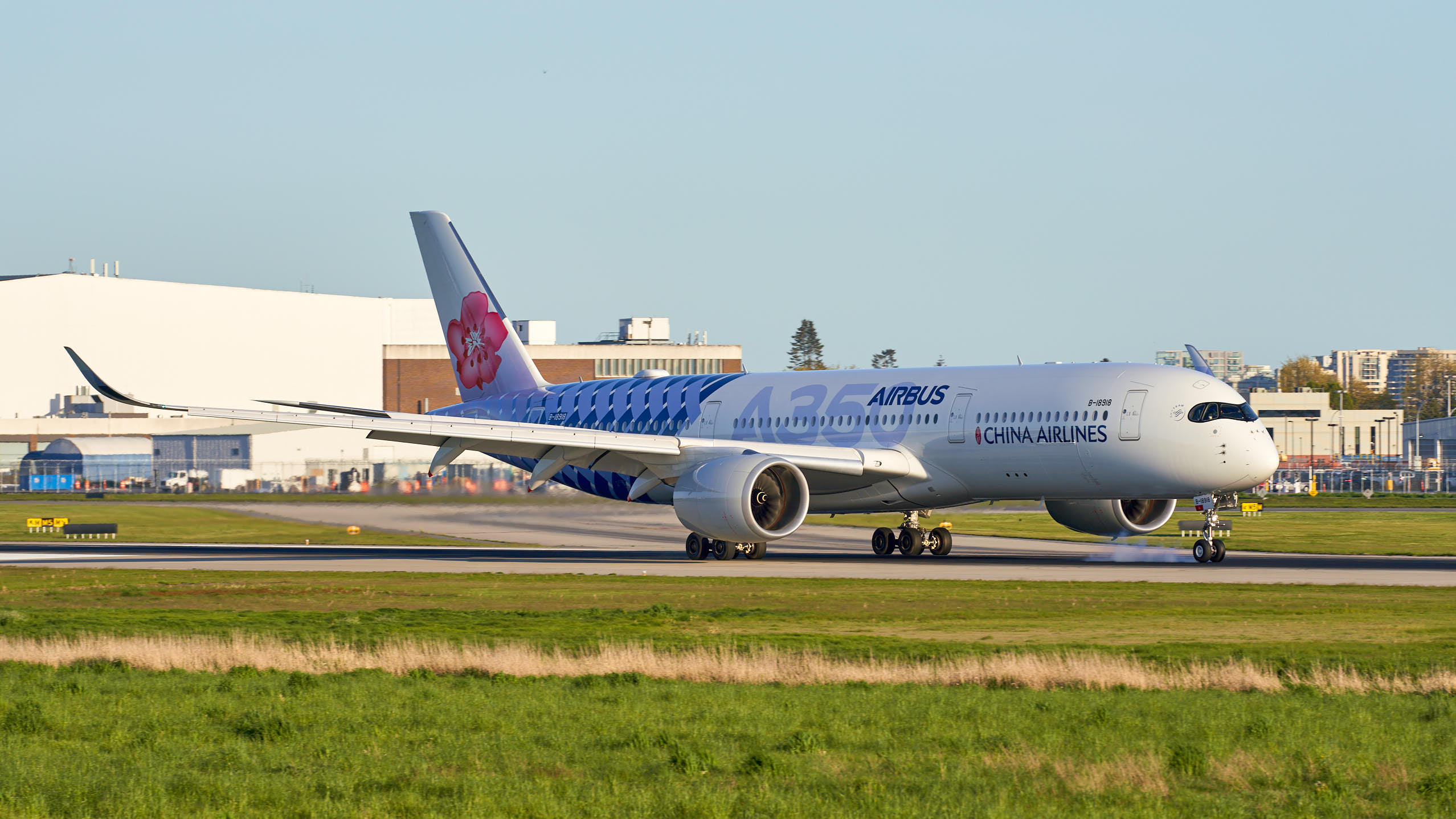 "China Airlines: ""Carbon Fibre"" Livery"