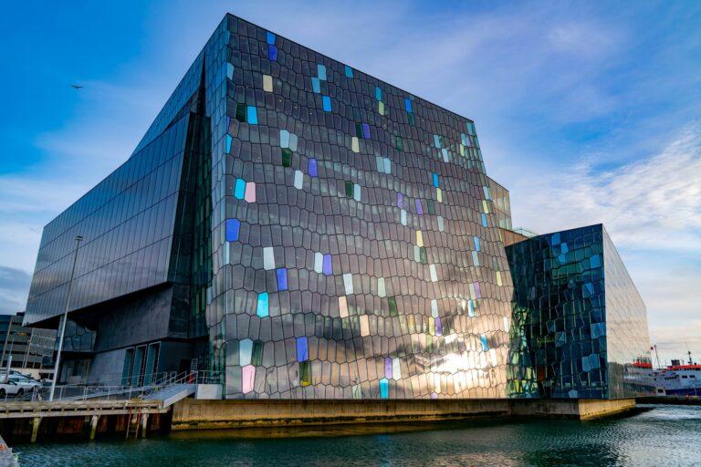 冰島: 首都雷克雅未克