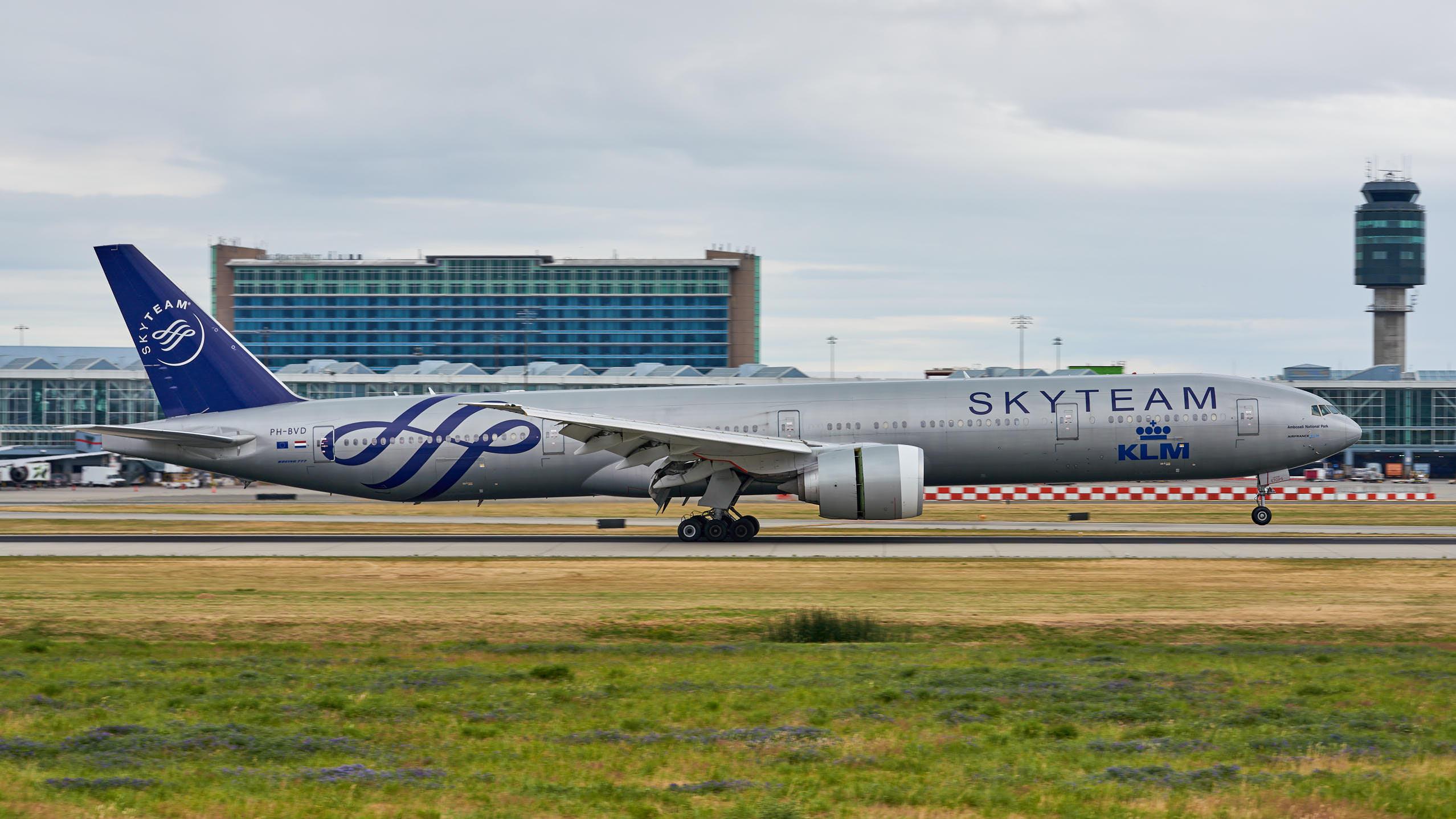 """KLM: """"Skyteam"""" Livery"""