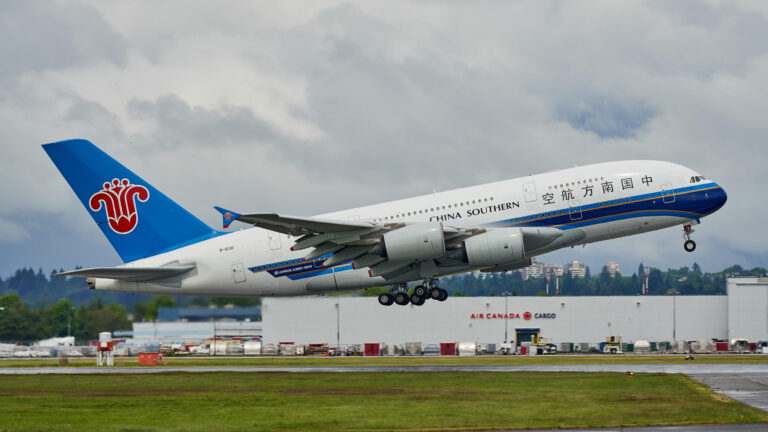 China Southern: A380-800 (Part II)