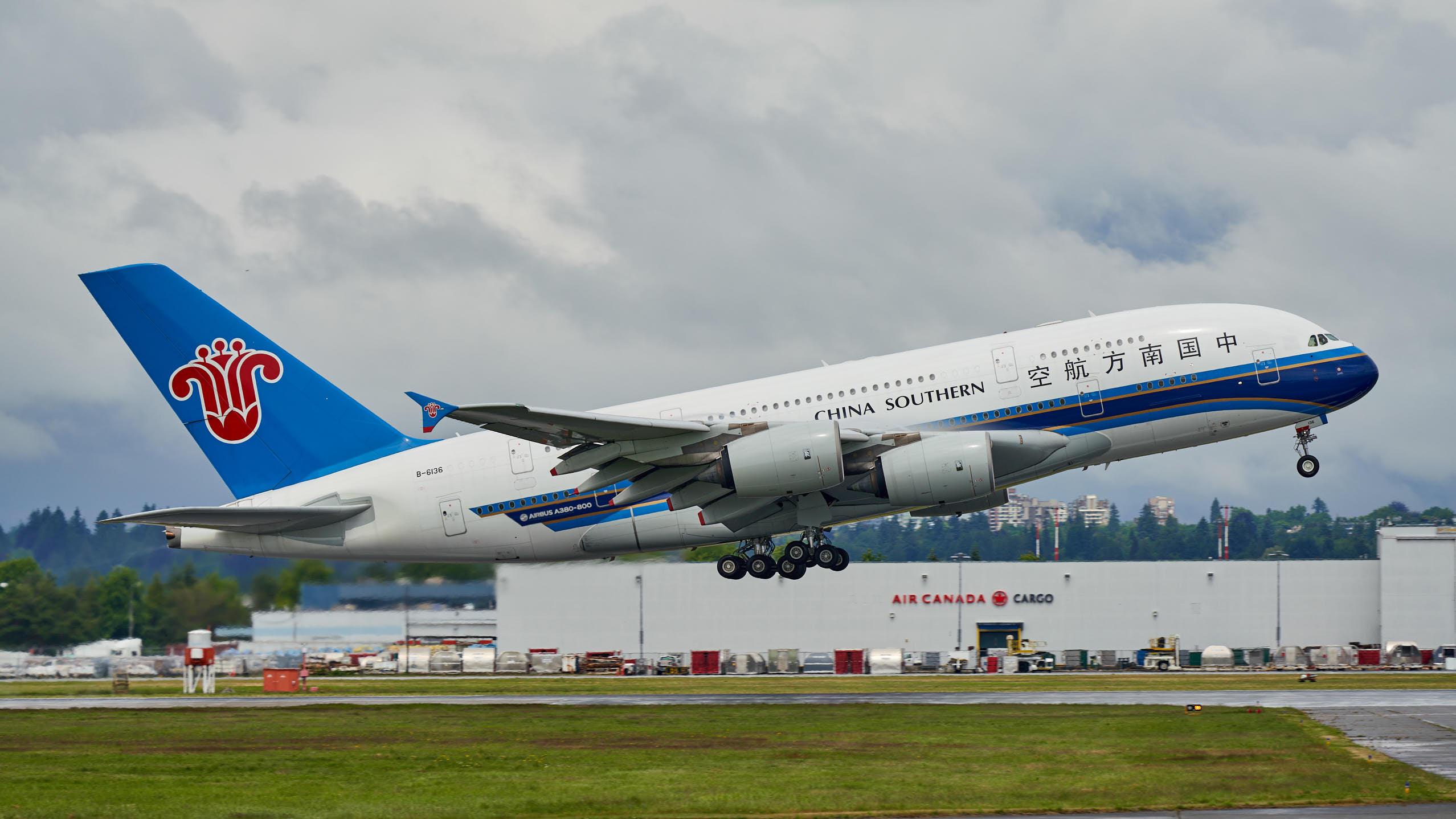 China Southern: A380-800 (Part II)