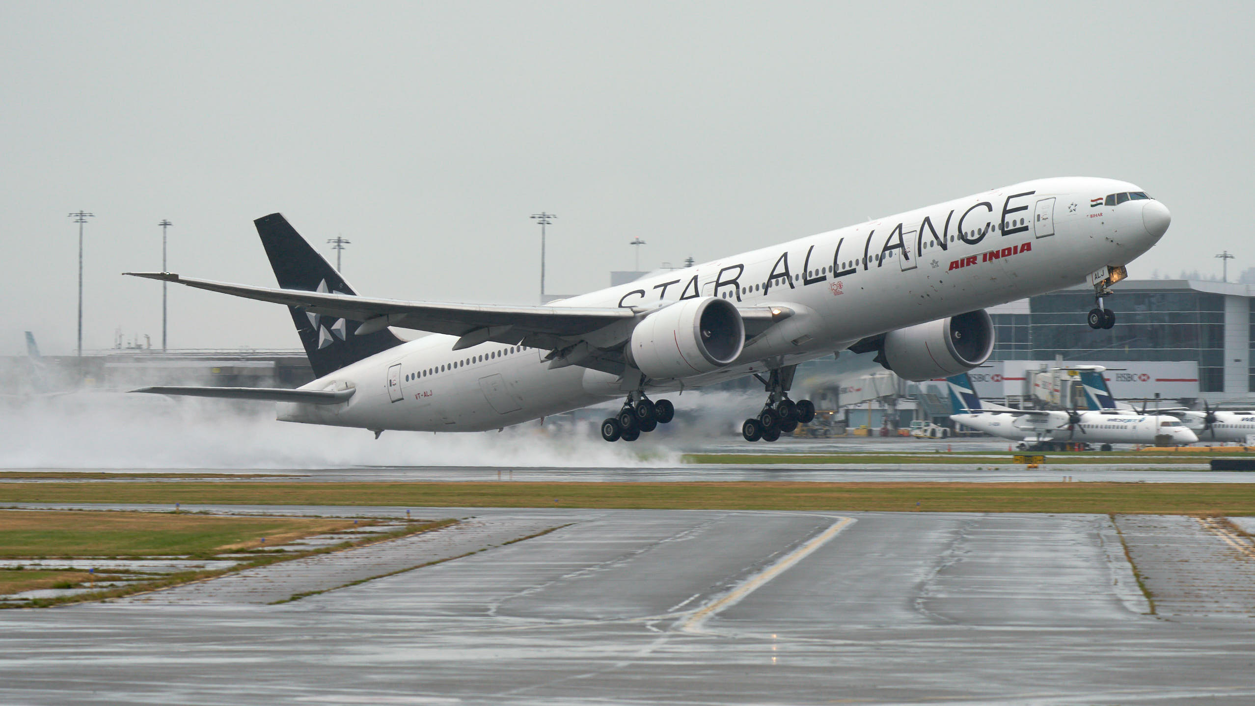 "Air India: ""Star Alliance"" Livery"