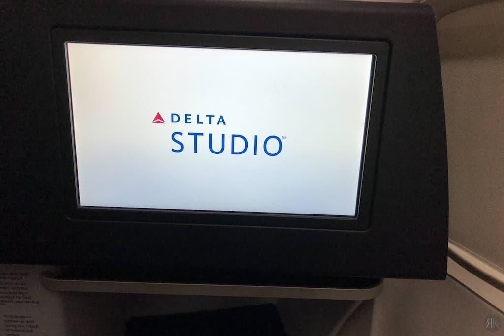 Delta: Boeing 757-200 Business Class (SFO-JFK) 16