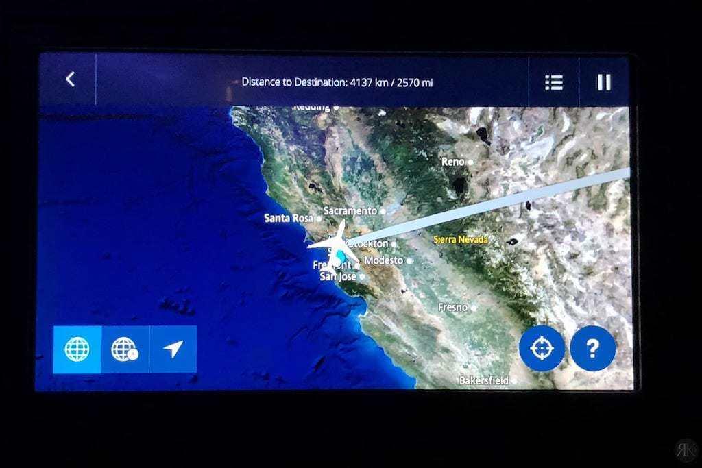Delta: Boeing 757-200 Business Class (SFO-JFK) 17