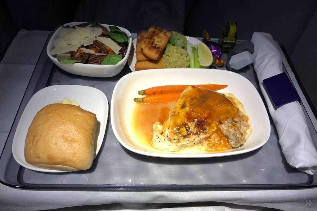 Delta: Boeing 757-200 Business Class (SFO-JFK) 19