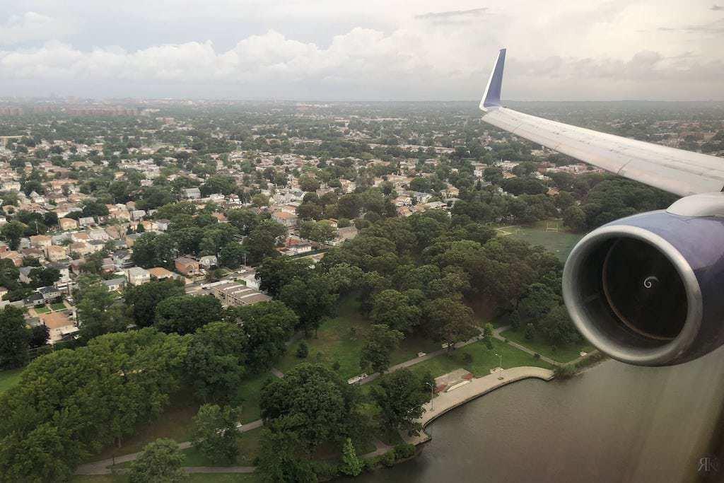 Delta: Boeing 757-200 Business Class (SFO-JFK) 25