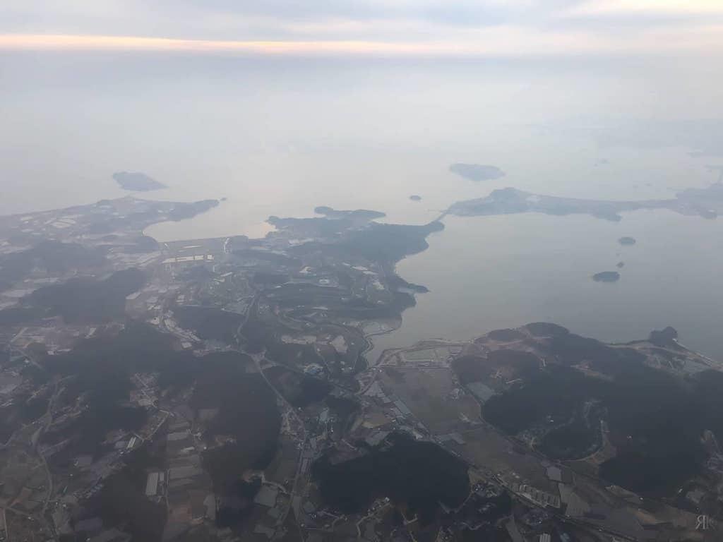 大韩航空: 国际商务舱 (BKK-ICN-YVR) 25