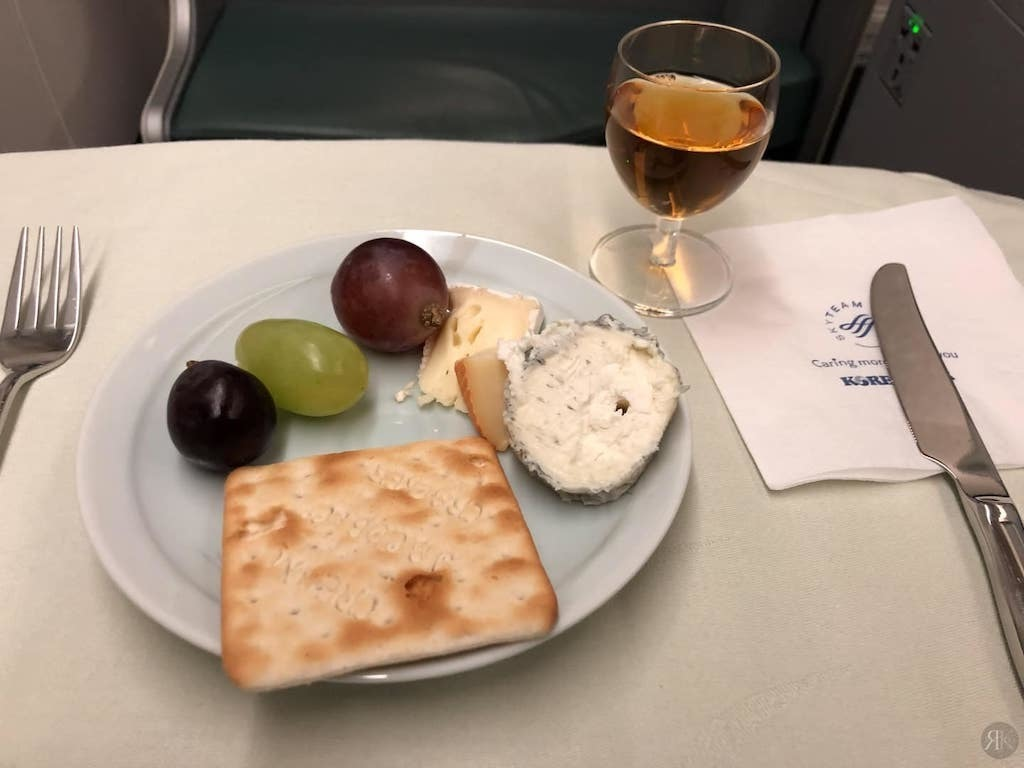 Korean Air: Business Class (BKK-ICN-YVR) 40