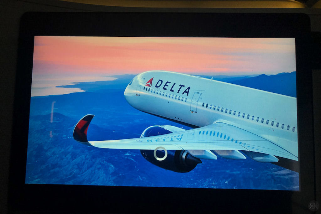 Delta: A330-900neo Business Class (SEA-PVG) 32