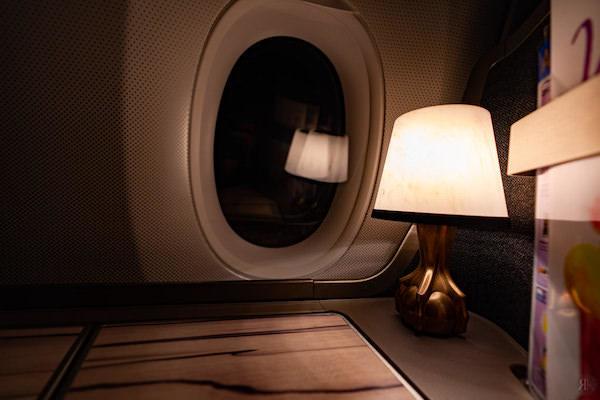 中華航空:A350-900商務艙 (TPE-YVR)